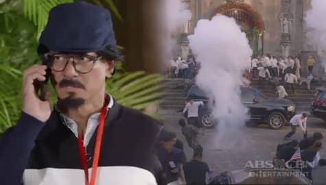 Ang Probinsyano: Lazaro, pinasabog ang kasal nina Oscar at Lily Image Thumbnail