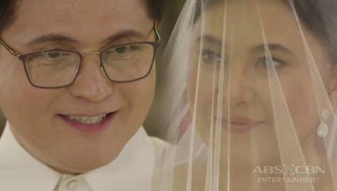 Ang Probinsyano: Oscar and Lily exchange wedding vows Image Thumbnail
