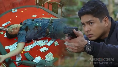 Cardo ends Stanley's life | FPJ's Ang Probinsyano Recap Image Thumbnail