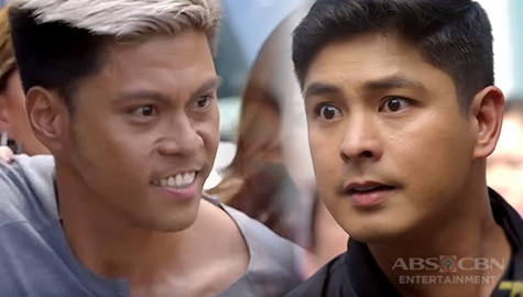 Cardo fails to control himself from punching Jimbo | FPJ's Ang Probinsyano Recap Image Thumbnail