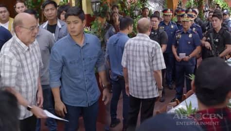 Ang Probinsyano: Cardo, umalma sa pagdakip ng kanyang mga kasamahan kay Lolo Delfin Image Thumbnail