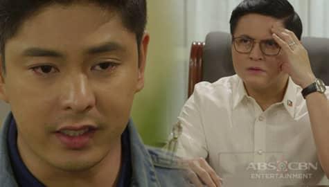 Ang Probinsyano: Cardo, iginiit sa Presidente na inosente si Lolo Delfin Image Thumbnail