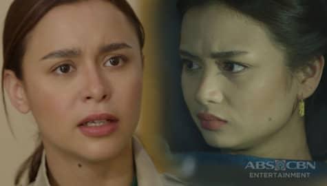 Ang Probinsyano: Alyana, iginiit ang batas laban kay Clarice Image Thumbnail