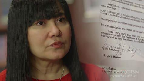 Ang Probinsyano: Lily, ipinagaya ang pirma ni Oscar Image Thumbnail