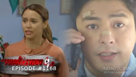 Ang Probinsyano: Cardo, binalaan si Alyana sa banta sa kanilang buhay | Episode # 1168 Image Thumbnail