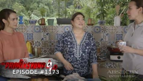 Ang Probinsyano: Bubbles, kinulit si Alyana tungkol kay Lito | Episode # 1173 Image Thumbnail