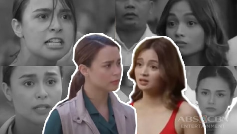 5 intense confrontations of Alyana and Clarice in FPJ's Ang Probinsyano Image Thumbnail