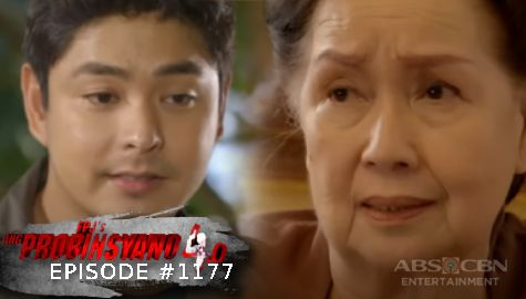 Ang Probinsyano: Lola Flora, dalangin ang katatagan nina Cardo at Delfin | Episode # 1177 Image Thumbnail