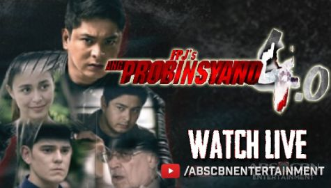 LIVE: FPJ's Ang Probinsyano | July 14, 2020 Image Thumbnail