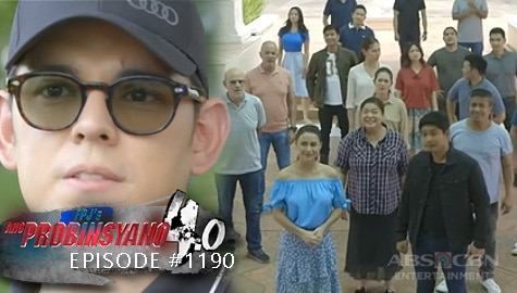 Ang Probinsyano: Task Force Agila, namangha sa golf course ni Lito | Episode # 1190