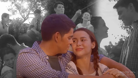 FPJ's Ang Probinsyano: 5 kilig moments of childhood friends turned teenage sweethearts Lito and Alyana  Image Thumbnail