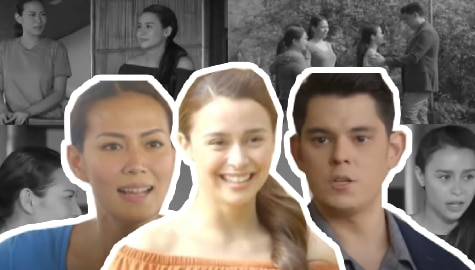 5 times Bubbles showed how 'kilig' we all feel over Lito and Alyana's teenage romance