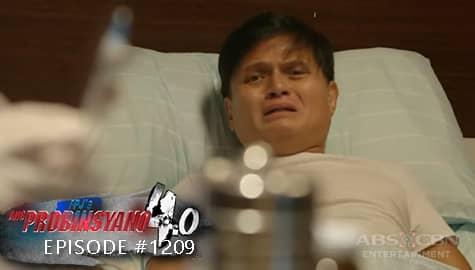 Ang Probinsyano: Presidente Oscar, nagmakaawa ng tulong para sa bayan | Episode # 1209 Image Thumbnail