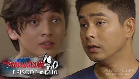 Ang Probinsyano: Cardo, nagtaka sa biglang pagkawala ni Macoy | Episode # 1210 Image Thumbnail