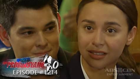 Ang Probinsyano: Lito, naisip na bigyan ng bagong posisyon si Alyana | Episode # 1214 Image Thumbnail