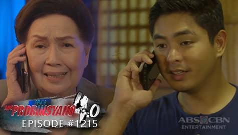 Ang Probinsyano: Cardo, kinamusta ang kalagayan nila Lola Flora | Episode # 1215 Image Thumbnail