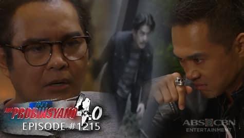Ang Probinsyano: Renato, pinayagan na ang plano ni Jacob kay Juan | Episode # 1215 Image Thumbnail
