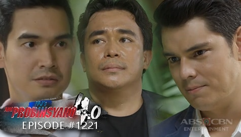 Ang Probinsyano: Billy, nakilala ng guest ni Lito   Episode # 1221 Image Thumbnail