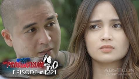 Ang Probinsyano: Clarice, kinumbinsi sa kanyang plano si Patrick | Episode # 1221 Image Thumbnail