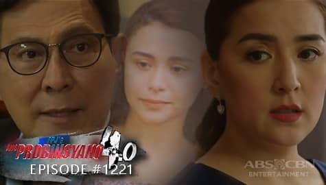 Ang Probinsyano: Ellen, inusisa ang plano ni Art sa pamilya ni Alyana   Episode # 1221 Image Thumbnail
