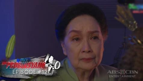 Ang Probinsyano: Lola Flora, ipinagdasal ang kaligtasan ng lahat | Episode #1227 Image Thumbnail
