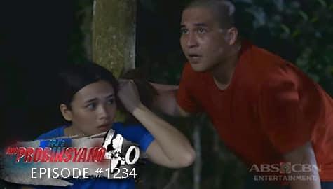 Ang Probinsyano: Clarice at Patrick, nakaramdam ng pagod sa kanilang pagtakas | Episode # 1234 Image Thumbnail