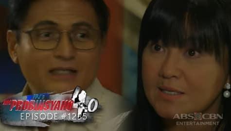 Ang Probinsyano: Lily, natuwa sa pagpapanggap ni Mariano | Episode #1235 Image Thumbnail
