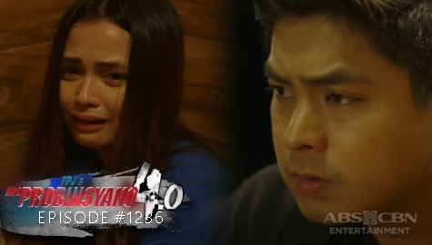 Ang Probinsyano: Cardo, nawalan na ng tiwala kay Clarice | Episode #1236 Image Thumbnail