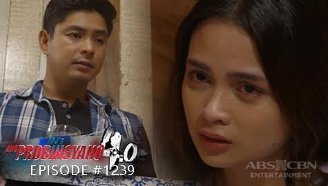 Ang Probinsyano: Clarice, nagreklamo sa pagkain ni Cardo | Episode # 1239 Image Thumbnail