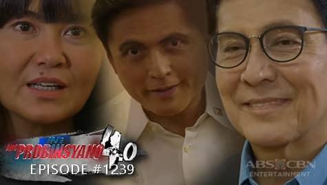 Ang Probinsyano: Mariano, sinubukan pabilibin sina Art at Lily | Episode # 1239 Image Thumbnail