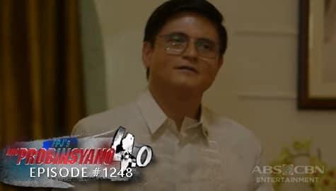 Ang Probinsyano: Mariano, mas pinagbuti pa ang kanyang pagpapanggap | Episode # 1248 Image Thumbnail