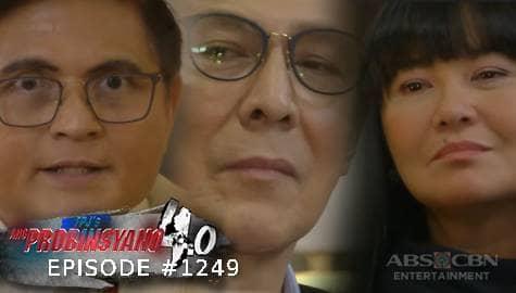 Ang Probinsyano: Art at Lily, bumilib sa pagpapanggap ni Mariano | Episode # 1249 Image Thumbnail