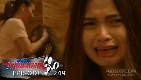 Ang Probinsyano: Bubbles, nanggigil sa ginawa sa kanya ni Clarice | Episode # 1249 Image Thumbnail