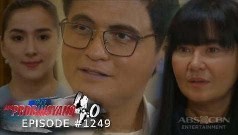 Ang Probinsyano: Lily, napansin ang pag-iwas ni Ellen kay Mariano | Episode # 1249 Image Thumbnail