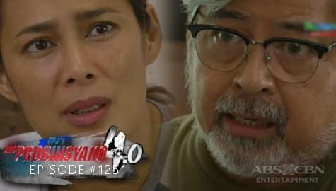 Ang Probinsyano: Diana at Teddy, napaisip sa impostor ni Presidente Oscar | Episode # 1251 Image Thumbnail