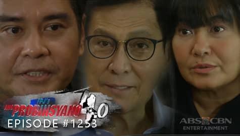 Ang Probinsyano: Renato, ipinagmalaki ang kanyang trabaho kina Art at Lily | Episode # 1253 Image Thumbnail