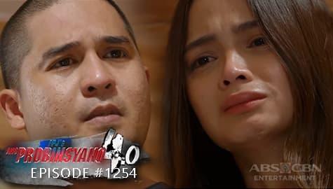 Ang Probinsyano: Clarice, humingi ng tawad kay Patrick | Episode # 1254 Image Thumbnail