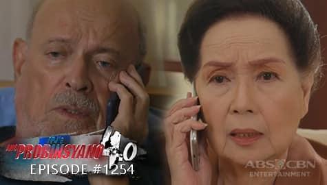Ang Probinsyano: Lola Flora, nag-alala sa sakit ni Lolo Delfin | Episode # 1254 Image Thumbnail