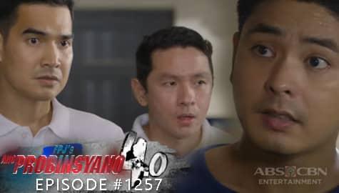 Ang Probinsyano: Cardo, binalaan ang mga kasamahan sa plano ni Turo | Episode # 1257 Image Thumbnail