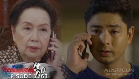 Ang Probinsyano: Cardo, humingi ng payo kay Lola Flora sa problema nila ni Alyana | Episode # 1263 Image Thumbnail