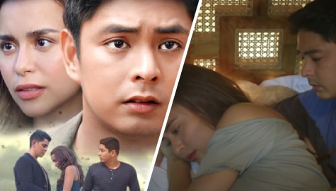 Coco, Yassi go script-less in emotional single-take scene in FPJ'S Ang Probinsyano
