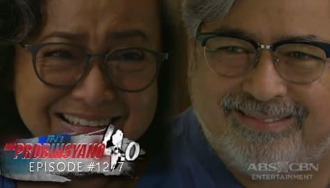 Ang Probinsyano: Teddy, ipinaalam ang kanilang pag-alis kay Virgie | Episode # 1277 Image Thumbnail