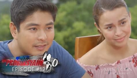 Ang Probinsyano: Cardo, naisip na magretiro para maalagaan si Alyana  | Episode # 1287 Image Thumbnail