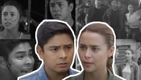 10 heart-stopping action scenes of Alyana fighting alongside Cardo in FPJ's Ang Probinsyano Image Thumbnail