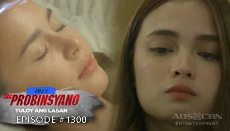 Ang Probinsyano: Clarice, nangako kay Alyana na aalagaan si Cardo | Episode # 1300 Image Thumbnail