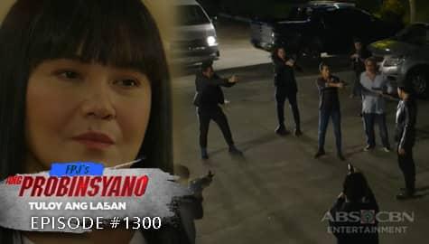 Ang Probinsyano: Lily, masaya sa pagkakadakip nina Diana at Teddy | Episode # 1300 Image Thumbnail