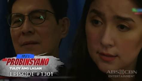 Ang Probinsyano: Art, umiwas sa tanong ni Ellen tungkol kay Renato   Episode # 1301 Image Thumbnail