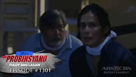 Ang Probinsyano: Diana at Teddy, nabigo na matakasan ang mga tauhan ni Art   Episode # 1301 Image Thumbnail