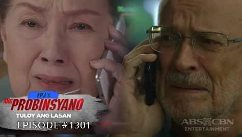 Ang Probinsyano: Lolo Delfin, ipinaalam ang pagpanaw ni Alyana kay Lola Flora   Episode # 1301 Image Thumbnail