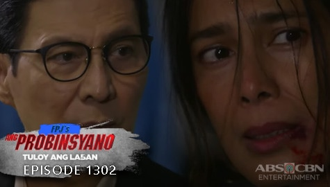 Ang Probinsyano: Art, Lily at Renato, handa na harapin sina Diana at Teddy | Episode # 1302 Image Thumbnail